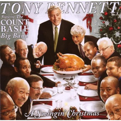 A Very Swinging Basie Christmas.Swingin Christmas Tony Bennett Featuring The Count Basie