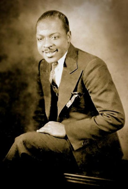 William 'Count' Basie inducted into the American Jazz Walk of Fame