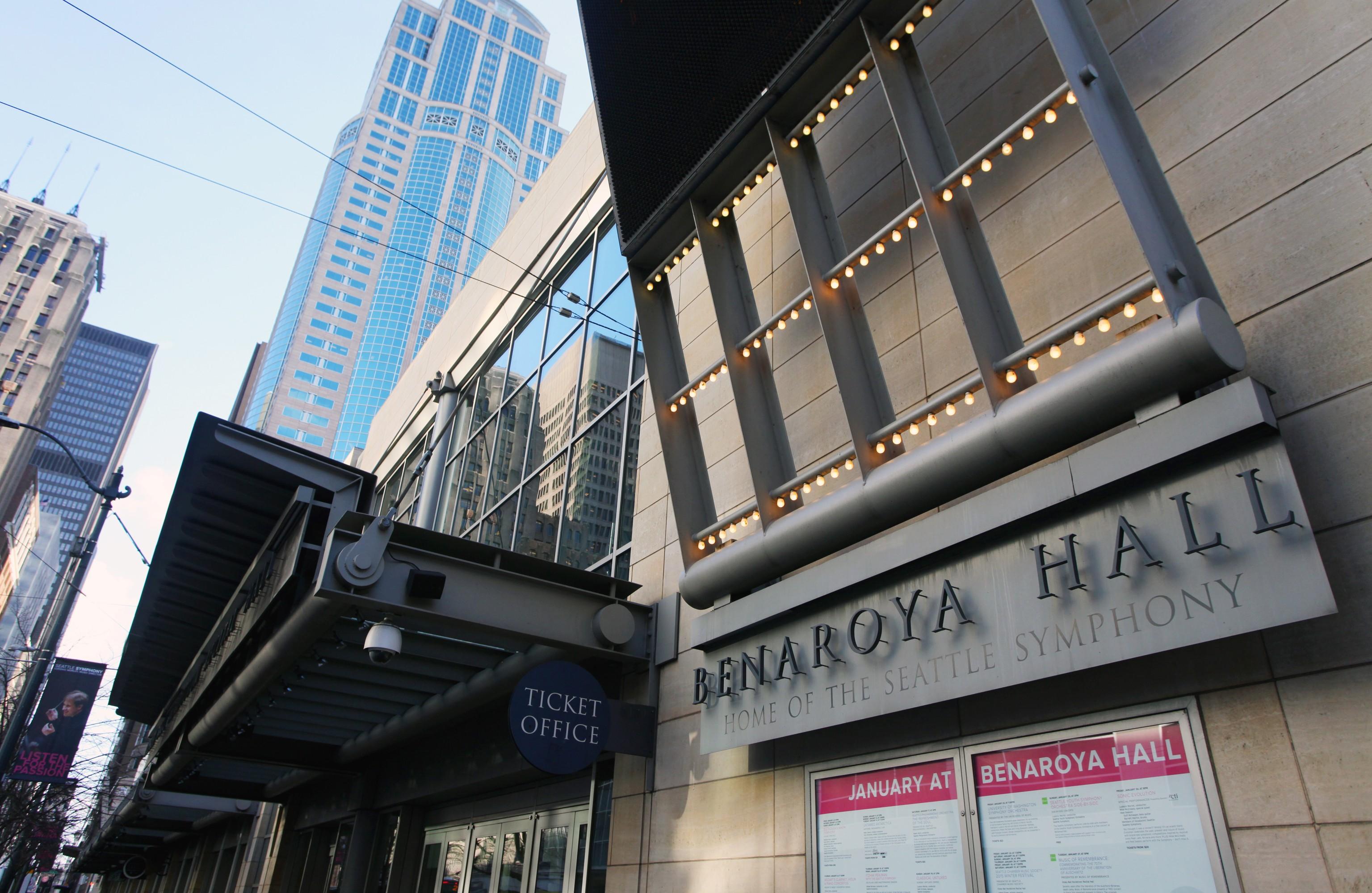 Count Basie Orchestra plays Benaroya Hall, Seattle