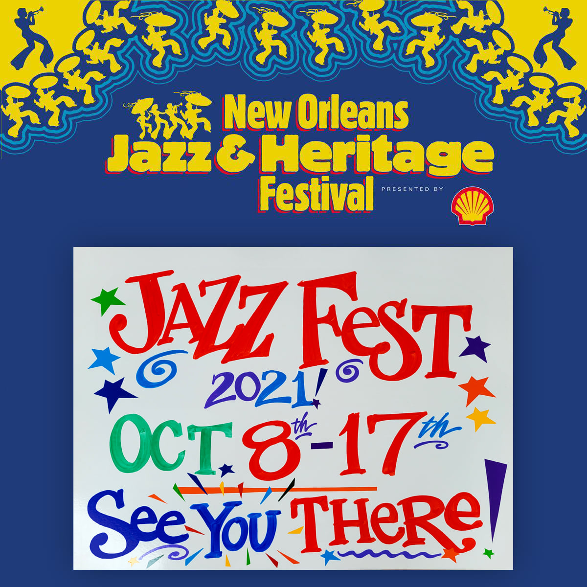 CBO plays New Orleans Jazz & Heritage Festival